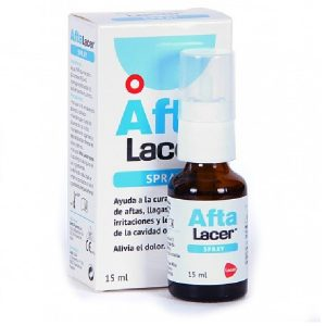 AFTA LACER SPRAY 15 ML