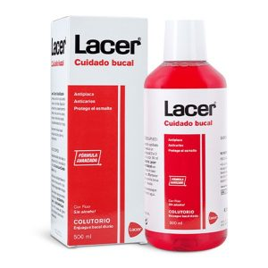 LACER ANTIPLACA COLUTORIO 100ML