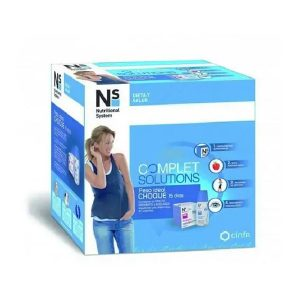 NS COMPLET SOLUTIONS PESO IDEAL 15 DIAS