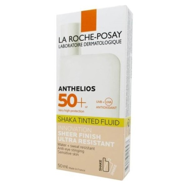 ANTHELIOS FLUIDO INVISIBLE SPF 50 COLOR FLUID 50 ML