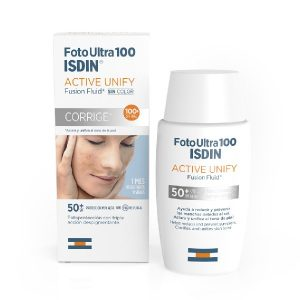 ISDIN FOTOP ACTIVE UNIFY  FUSION FLUID SPF100+